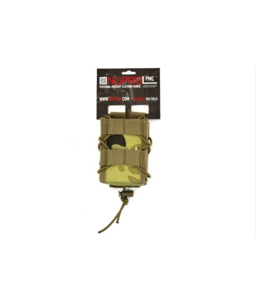 NUPROL PMC Rifle Open Top Pouch (NP Camo)