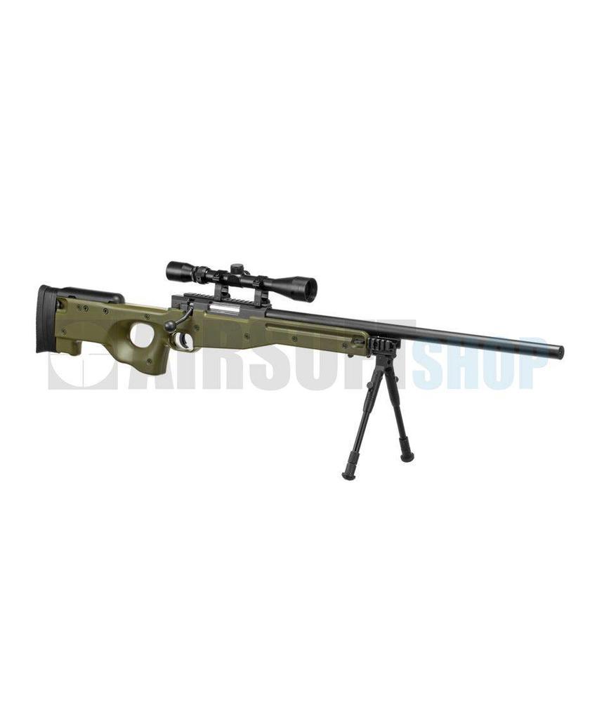 WELL L96 Sniper Set (Olive)