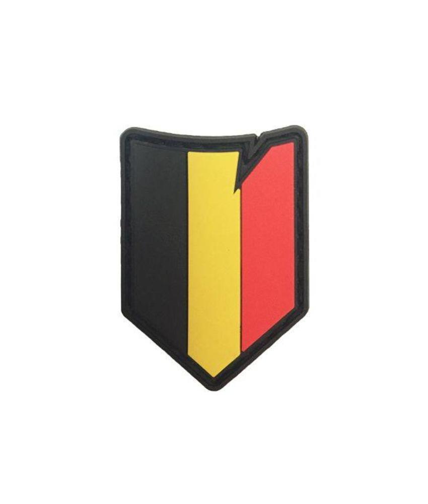 Pitchfork Tactical Patch Belgium (Color)