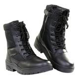 101 Inc Sniper Boots SideZip (Black)