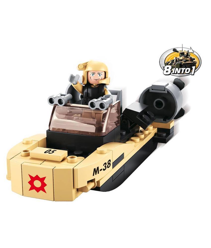 Sluban Assault Boat M38-B0587H
