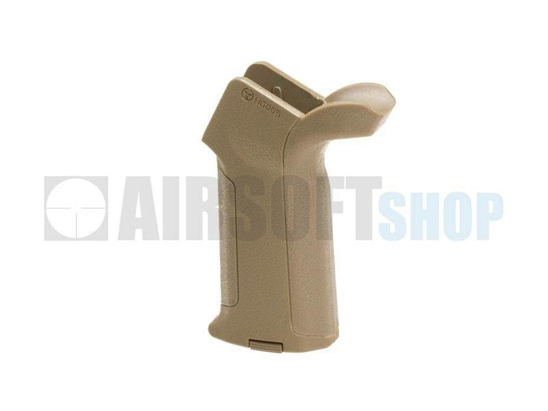 Ares Amoeba Beavertail Backstrap Grip (Tan)