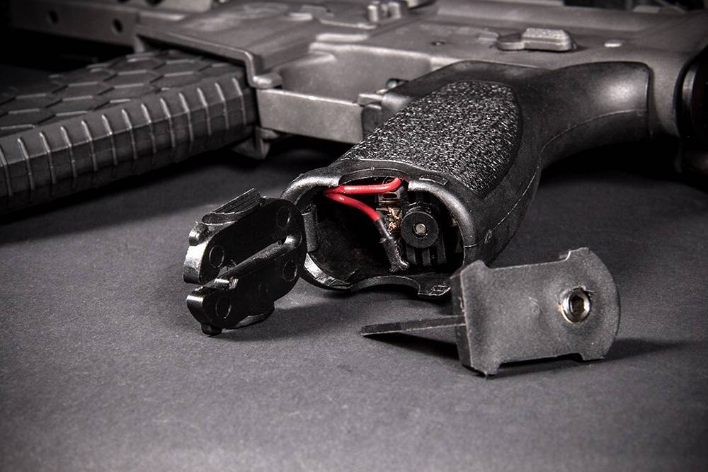 Evolution/Dytac MK1 SMR 10