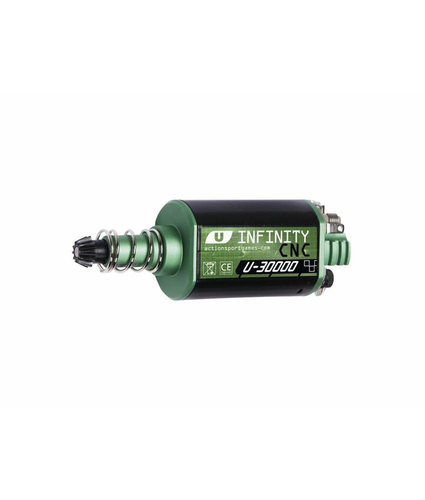 Ultimate INFINITY CNC Motor U-30000 (Long)