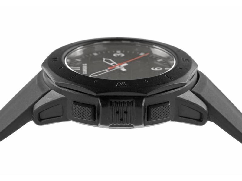 Claw Gear Dual Timer Watch (Black)