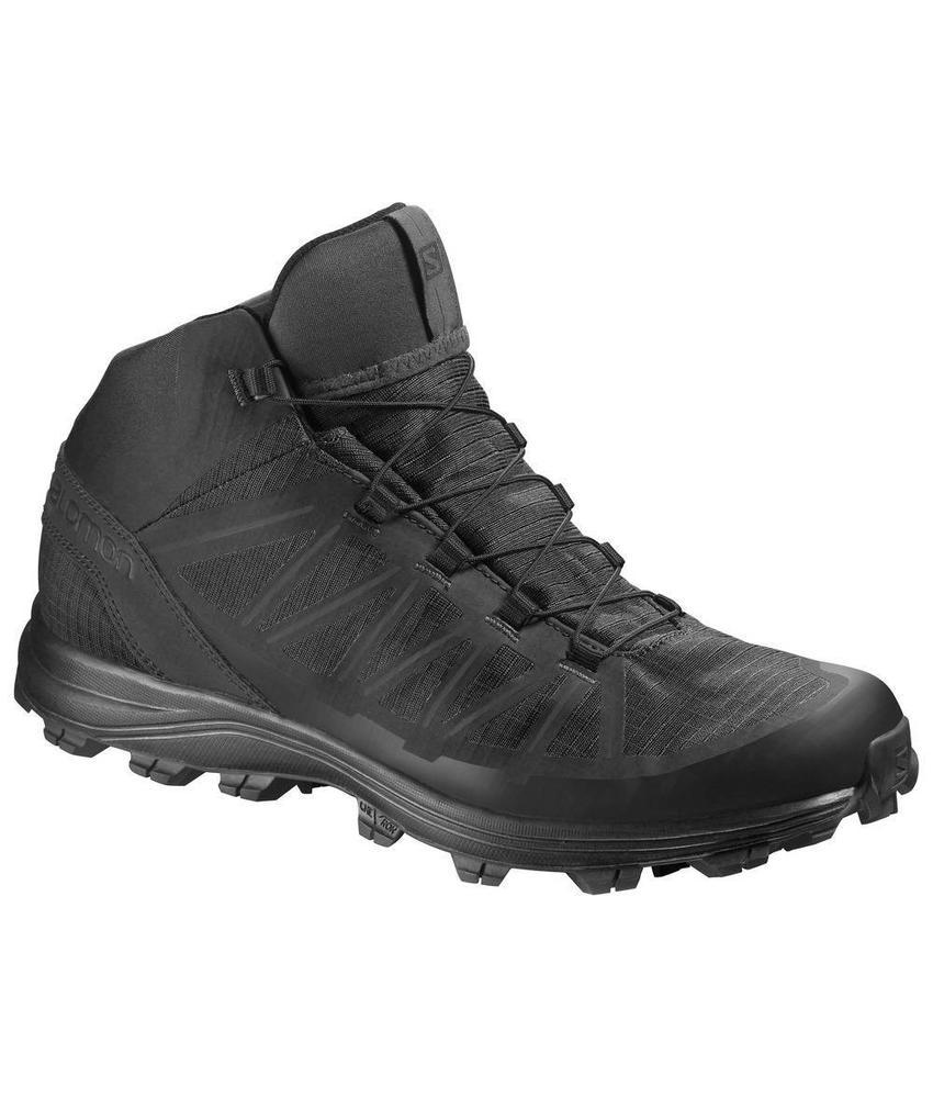 Salomon Speed Assault Shoes (Black)