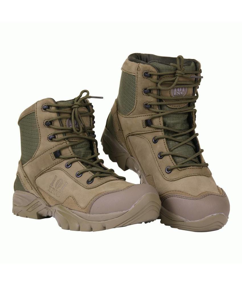 101 Inc PR. Recon Boots (Medium High) (Olive)