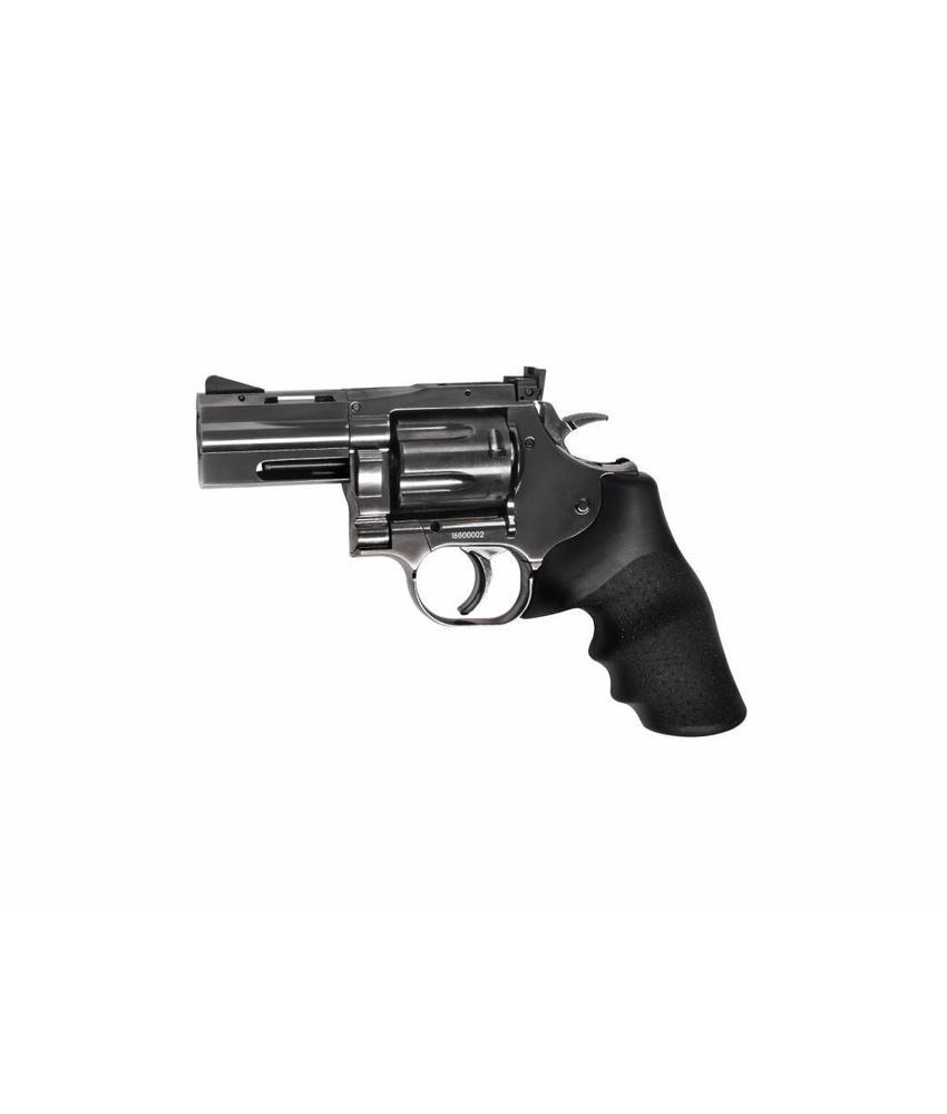 """ASG Dan Wesson 715 - 2.5"""" Steel Grey"""