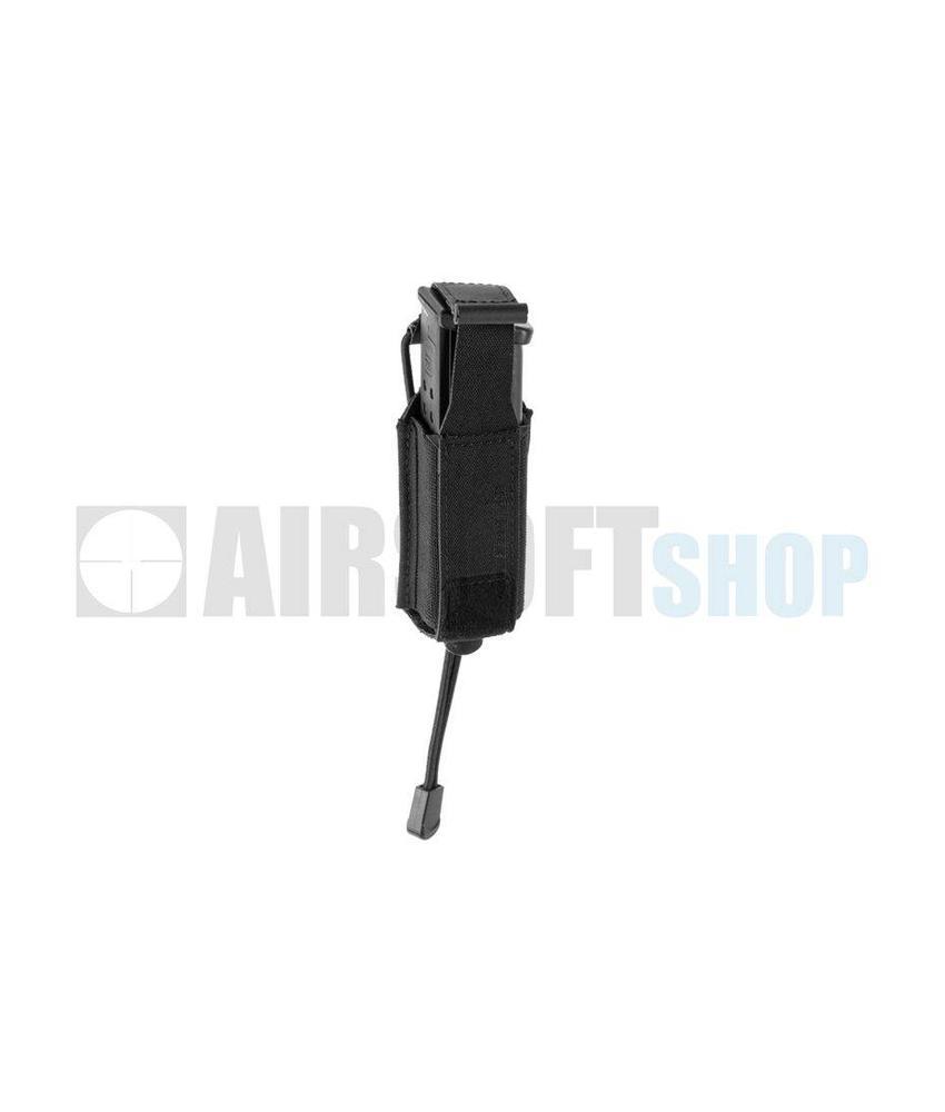 Claw Gear 9mm Backward Flap Mag Pouch (Black)