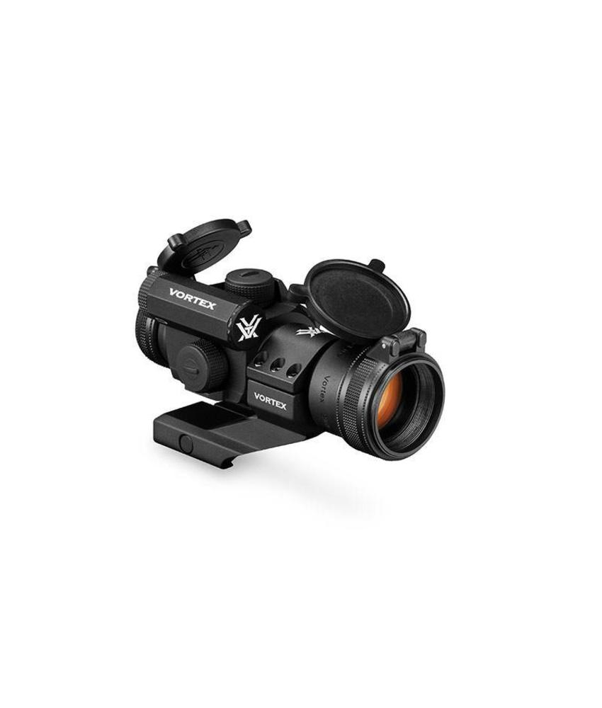 Vortex Optics Strike Fire II Red Dot Co-Witness (Bright Red)
