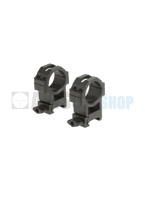 Leapers / UTG 30mm CNC Mount Rings (High)