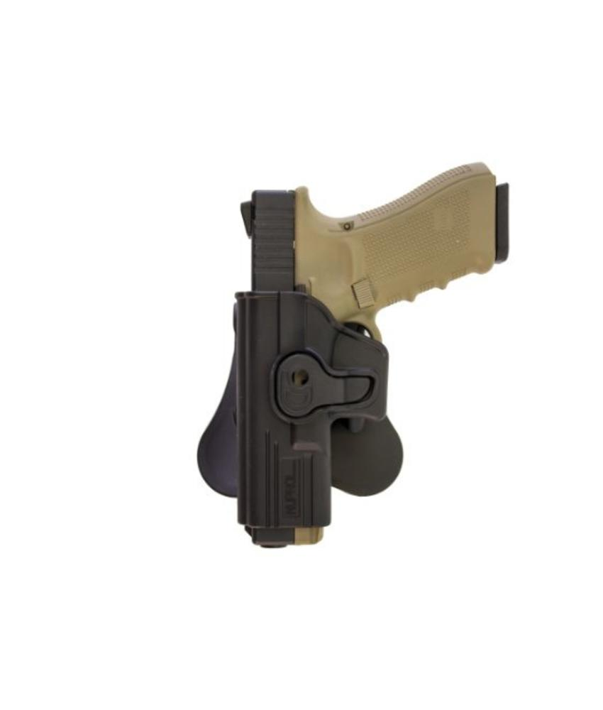 WEEU NUPROL EU Series LEFT Holster