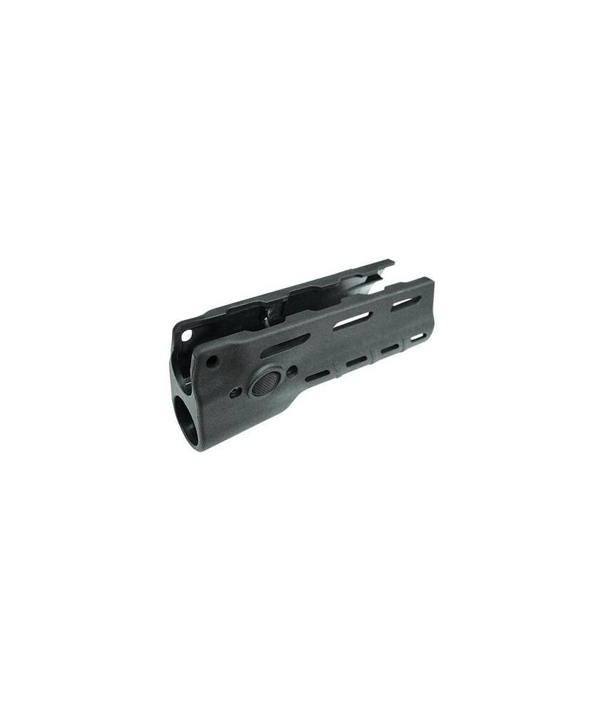 ICS MX5 CES Tactical Flashlight Handguard (Black)