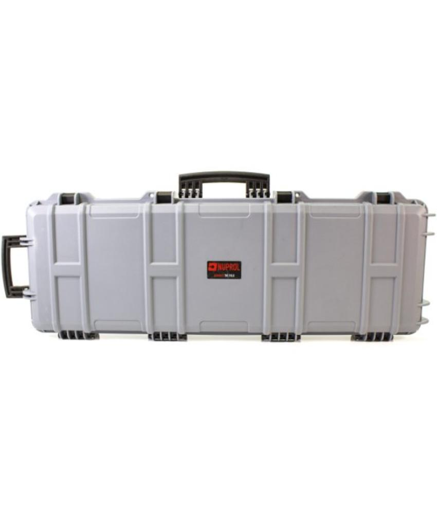 NUPROL Large Hard Case (Grey) - PLUCK FOAM