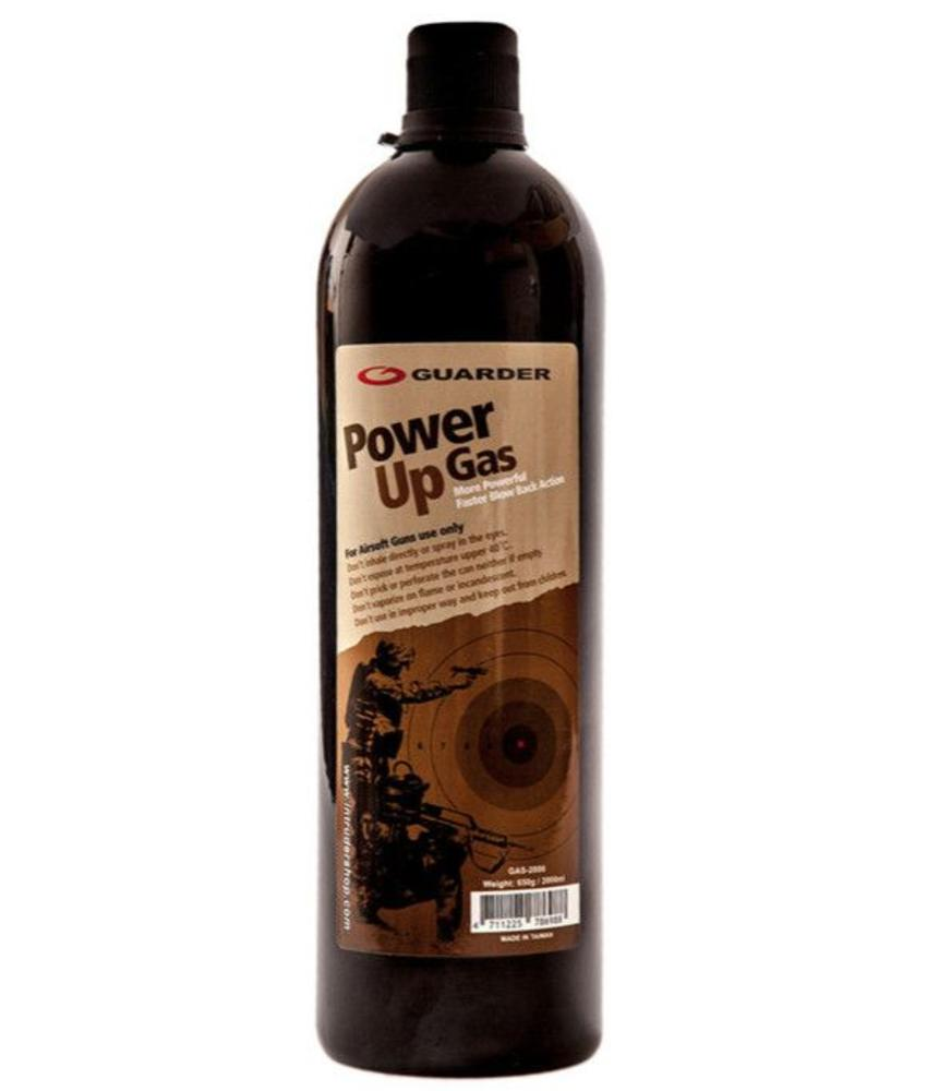Guarder Black Power Up Gas 2000ml