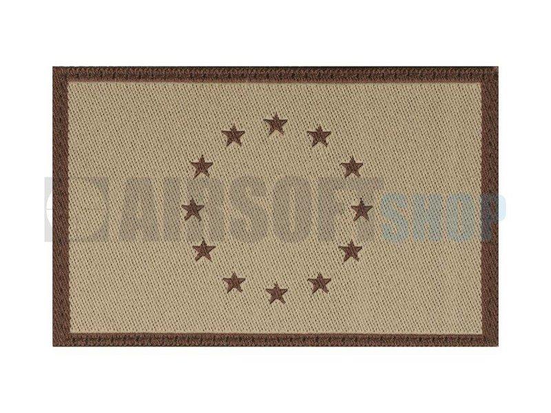 Claw Gear EU Flag Patch (Desert)