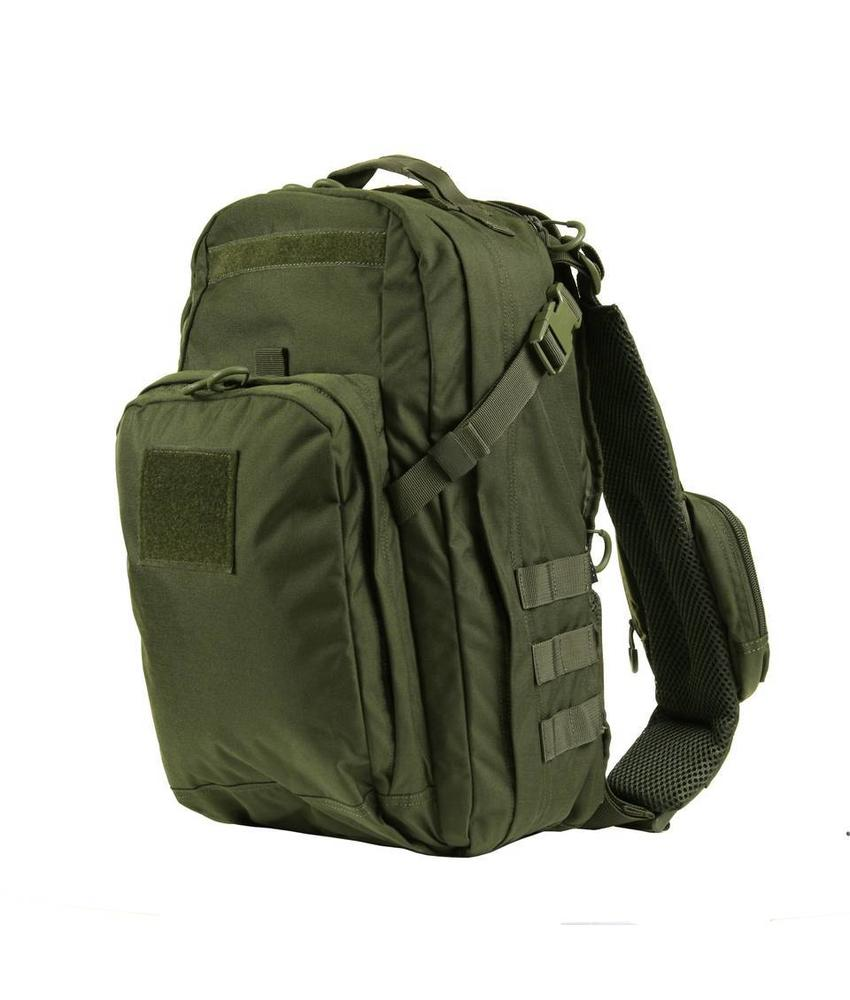 101 Inc Multi Sling Bag (Olive Drab)