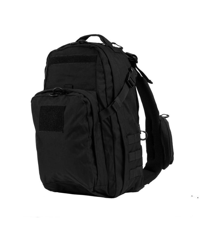 101 Inc Multi Sling Bag (Black)