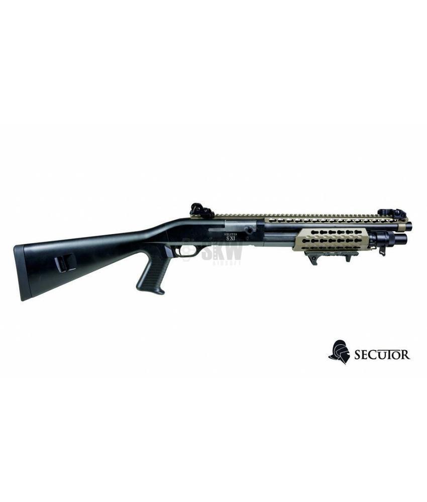 Secutor Velites S-XI Spring Shotgun (Tan)