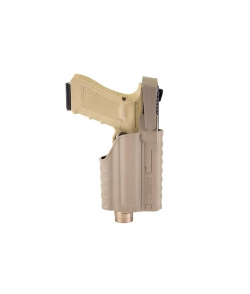 NUPROL EU Series Light Bearing Holster (Tan)