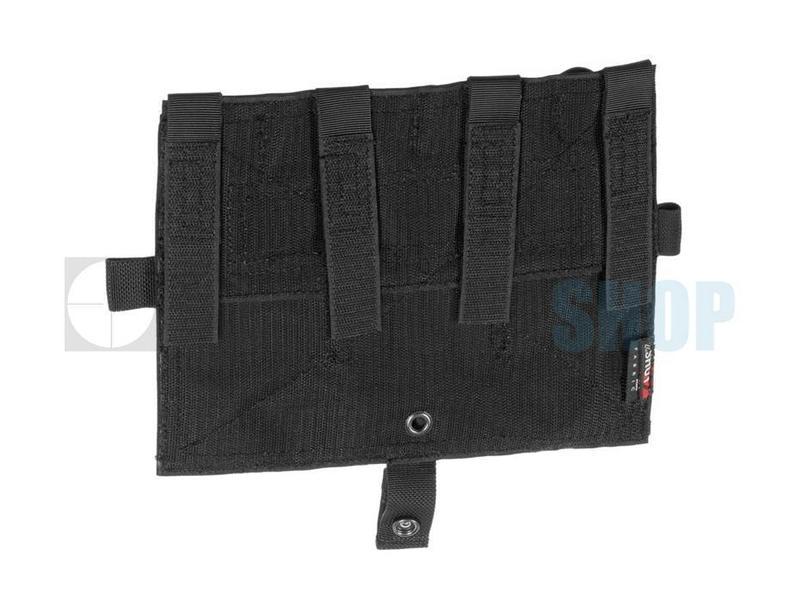 Crye Precision by ZShot AVS/JPC MOLLE Front Flap M4 (Black)