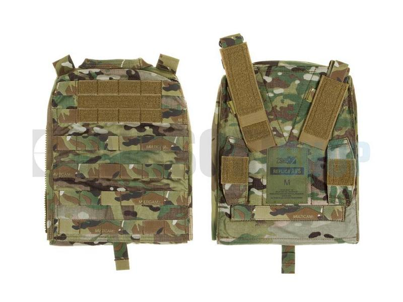 Crye Precision by ZShot AVS Base Configuration Plate Carrier (Multicam)
