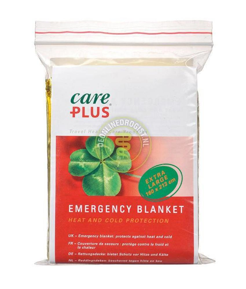 Care Plus Emergency Blanket