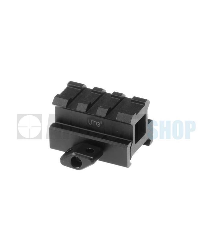 Leapers / UTG Medium Profile 3-Slot Twist Lock Riser