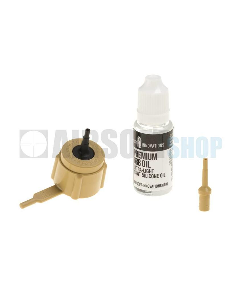 A.I. High Strength GunGas Propane Adapter Kit