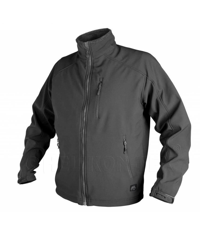 Helikon Delta Soft Shell Jacket (Black)