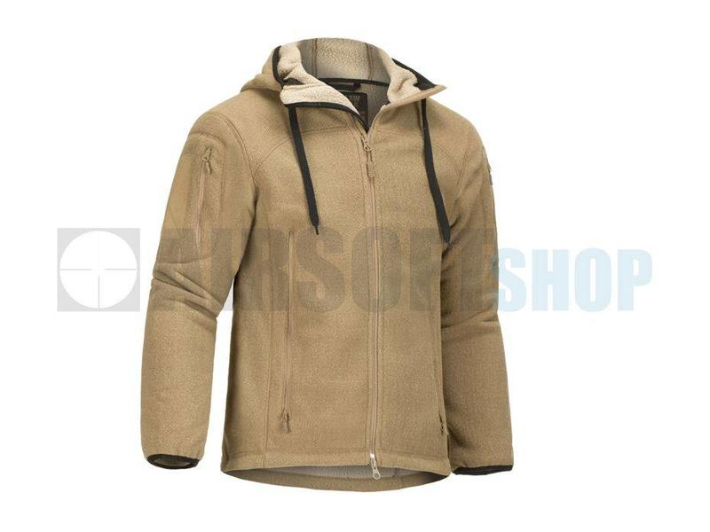 Claw Gear Milvago Fleece Jacket (Coyote)