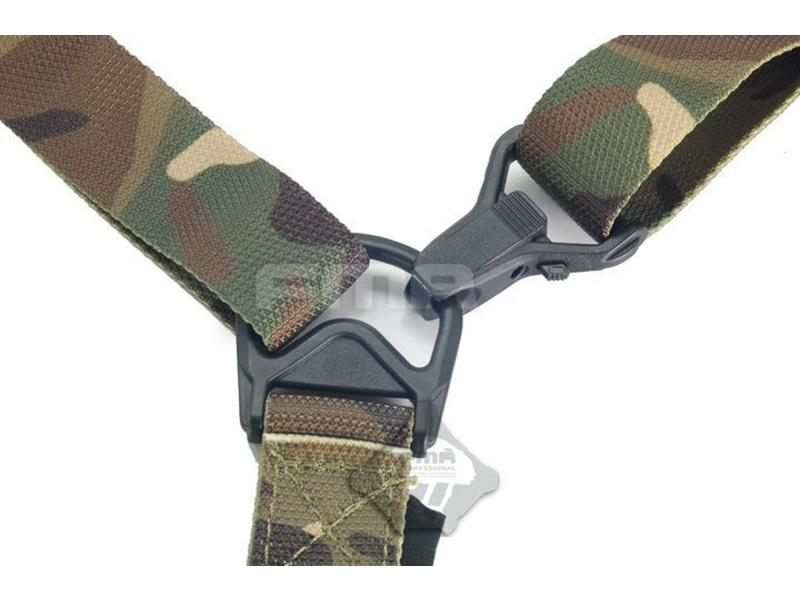FMA FS3 Multi-Mission Single Point / 2Point Sling (Foliage Green)