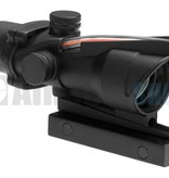 Aim-O 1x32C Red Dot Fiber (Black)