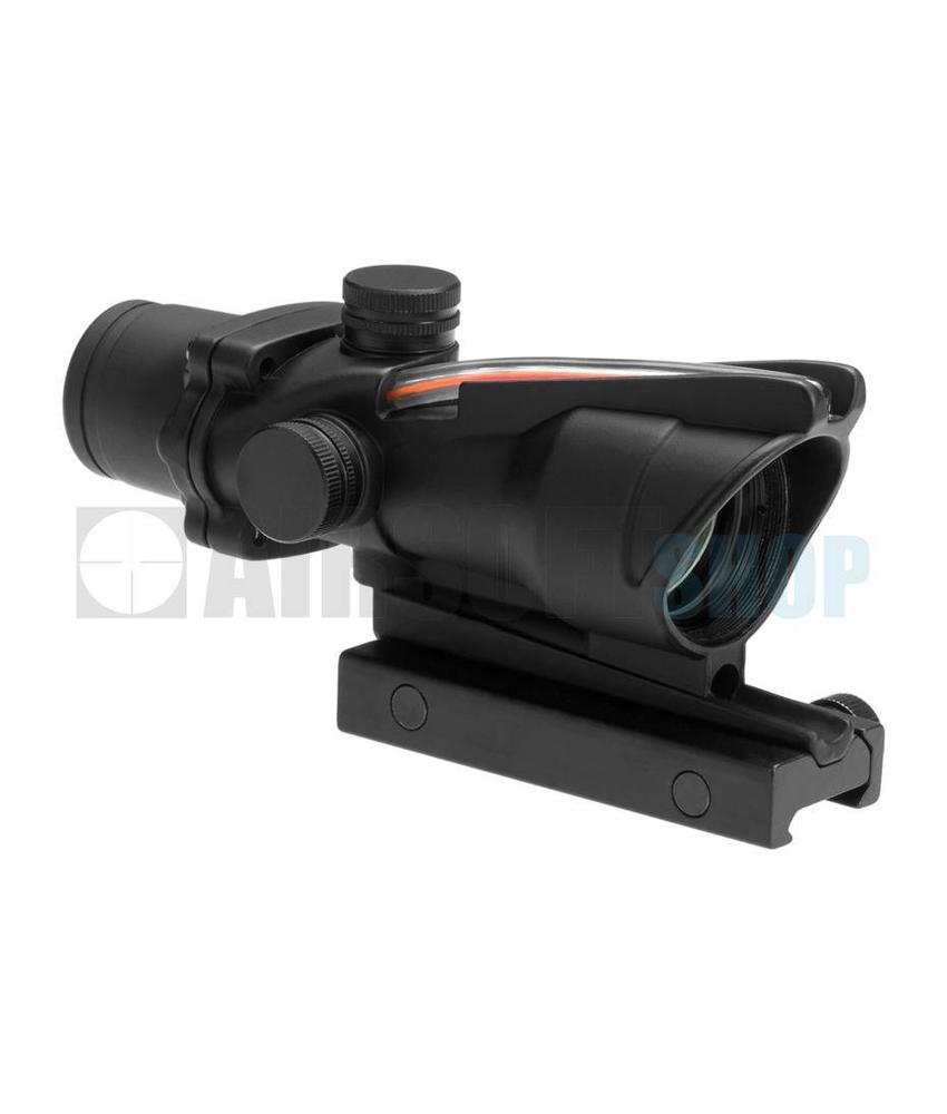 Aim-O 1x32C Red Dot Fiber (Black)