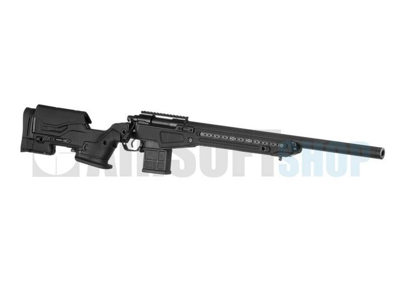 Action Army AAC T10 Bolt Action Sniper Rifle (Black)