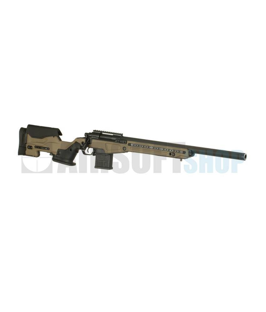 Action Army AAC T10 Bolt Action Sniper Rifle (Dark Earth)
