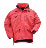 5.11 Tactical 3-IN-1 Parka (Range Red)
