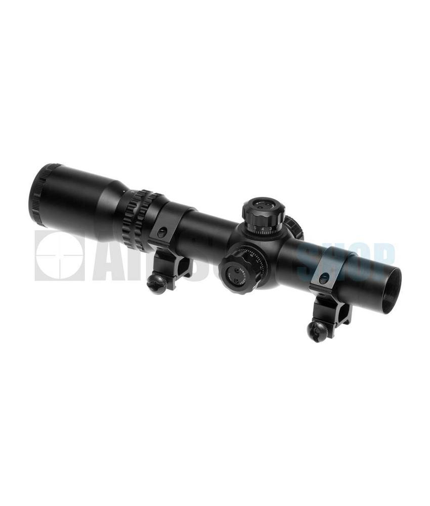 Aim-O 1-4x22 SE Tactical Scope (Black)