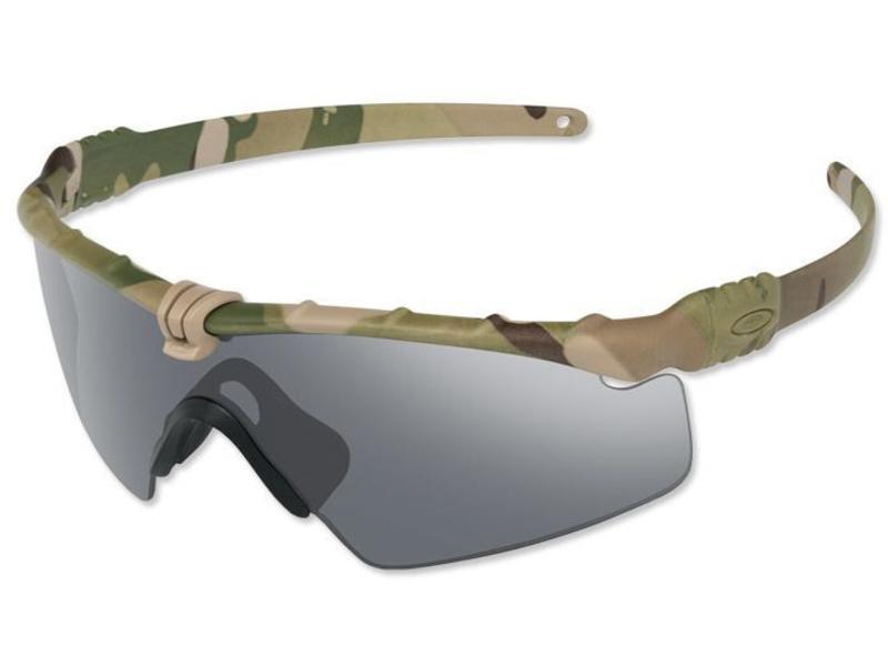 Oakley SI Ballistic M-Frame 3.0 (Multicam / Grey). - Airsoftshop Europe