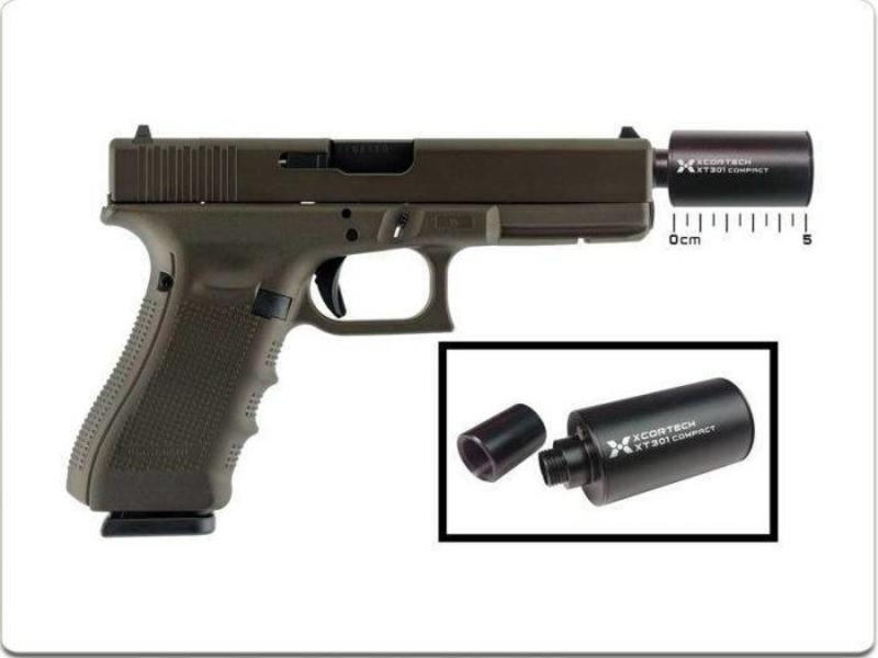 Xcortech XT301 Pistol Tracer Unit