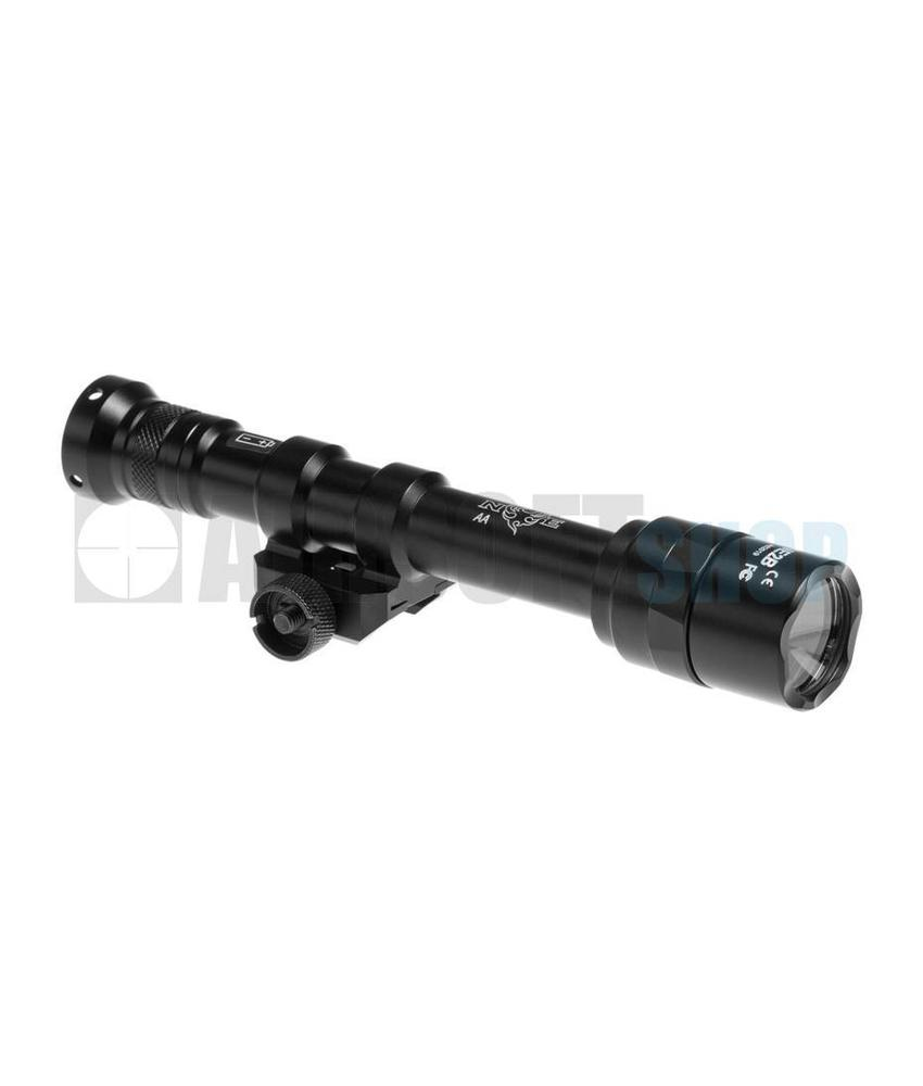 Night Evolution M600AA Mini Scout Weapon Light (Black)