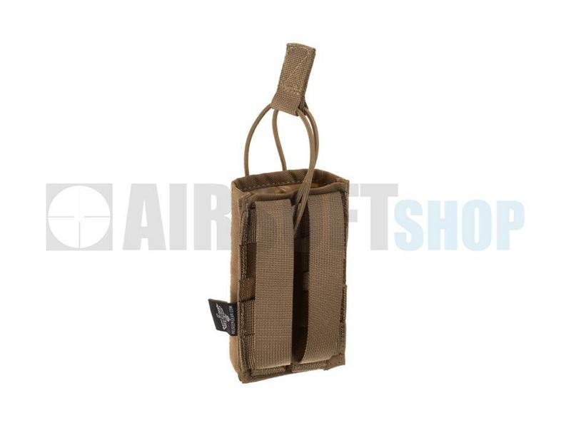 Invader Gear 5.56 Single Direct Action Gen II Mag Pouch (Coyote)
