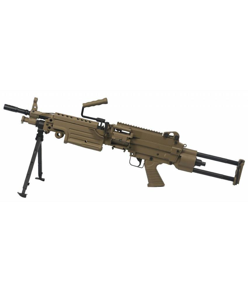 Cybergun M249 Para  (Dark Earth)
