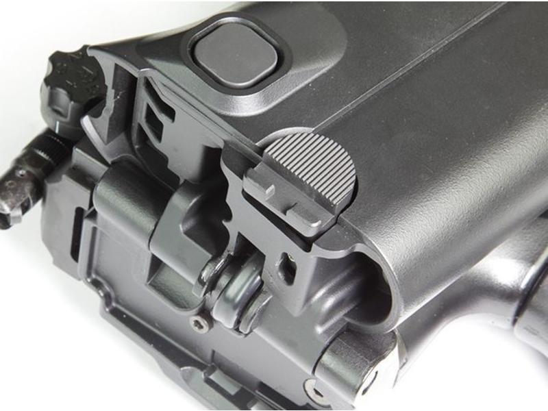 Laylax F-Factory NEXT-GEN SCAR Hard Stock Button