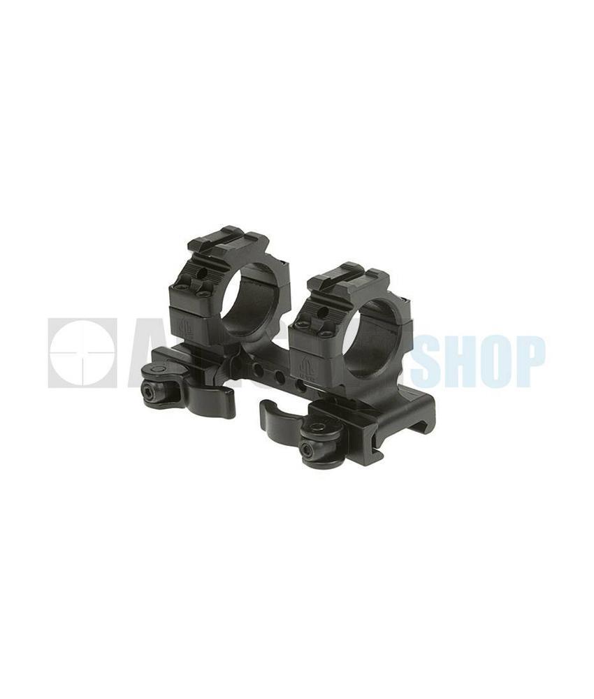 Leapers / UTG Integral QD 25.4mm Mount Rings (Medium)
