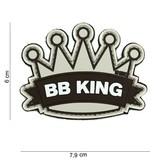 101 Inc BB King PVC Patch