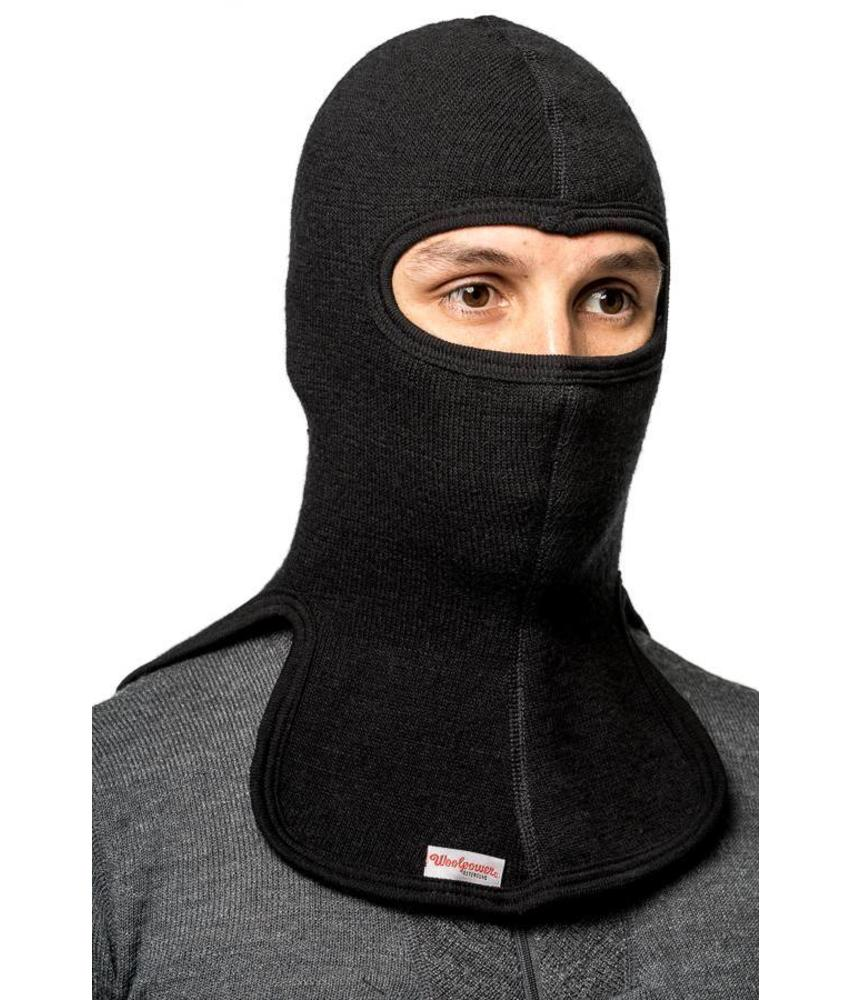 Woolpower Balaclava Protection 400 (Anthracite)