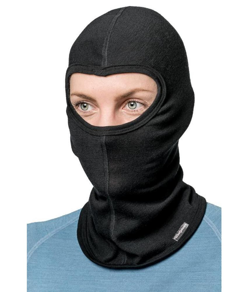 Woolpower Balaclava Protection Lite (Anthracite)