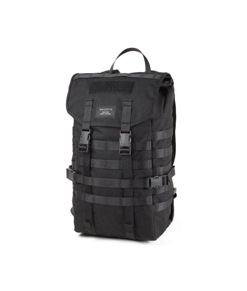 Savotta Mini Jääkäri Backpack (Black)