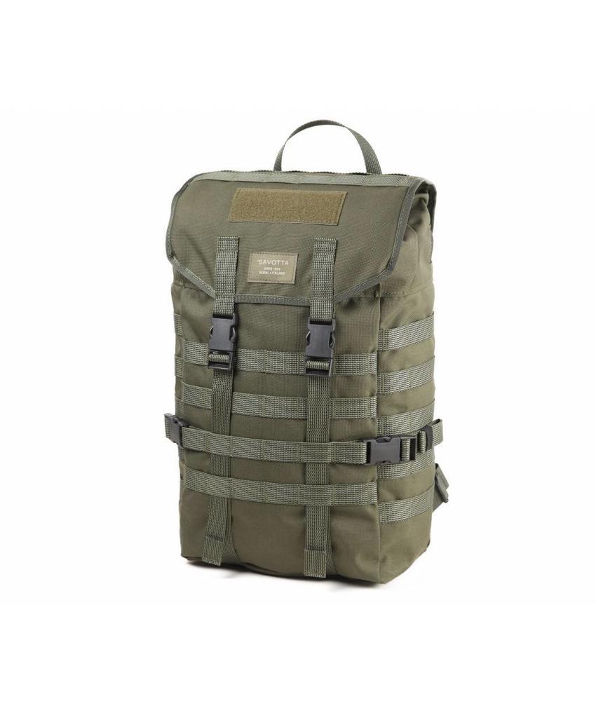 Savotta Mini Jääkäri Backpack (Olive)